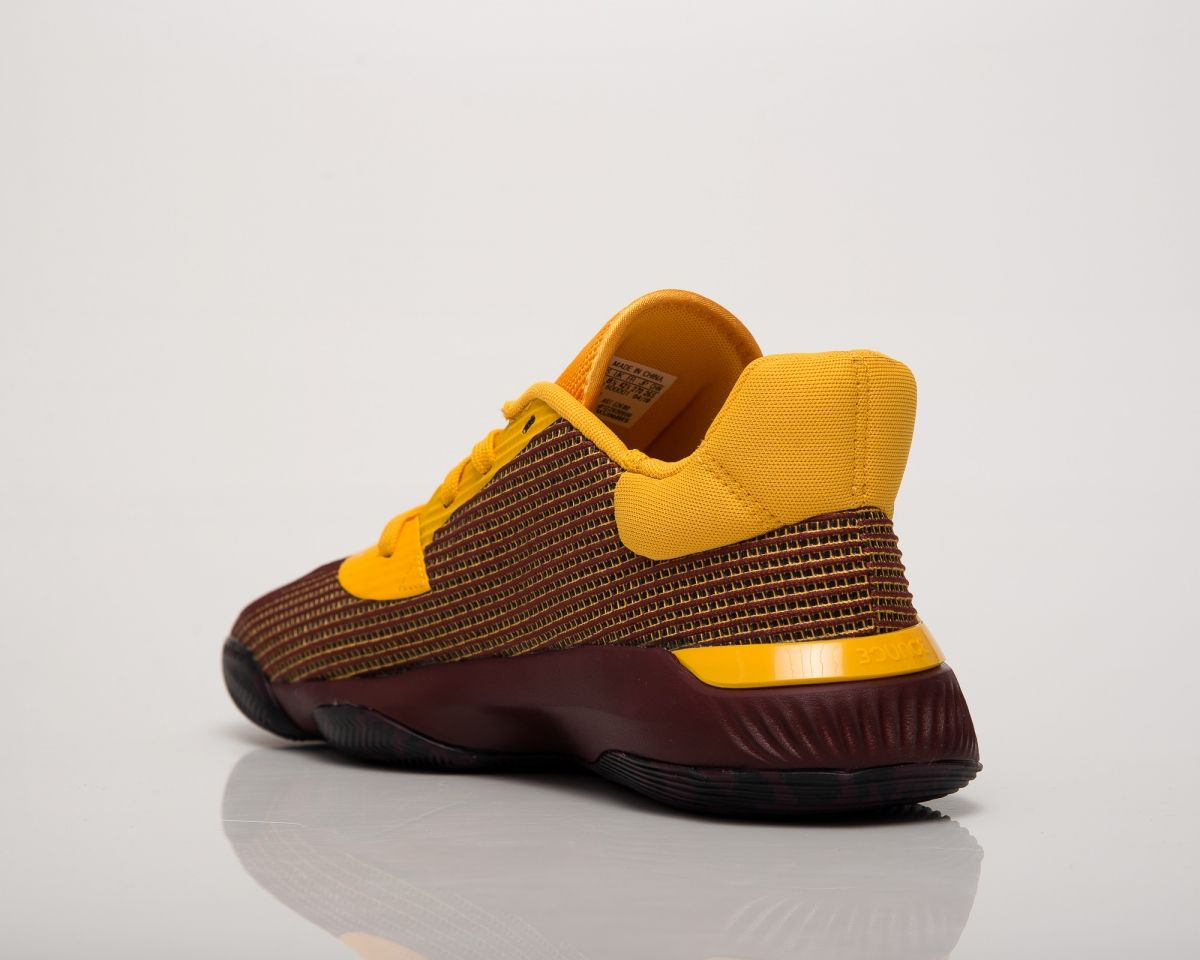 Type Basketball adidas Pro Bounce 2019 Low Fear The Fork