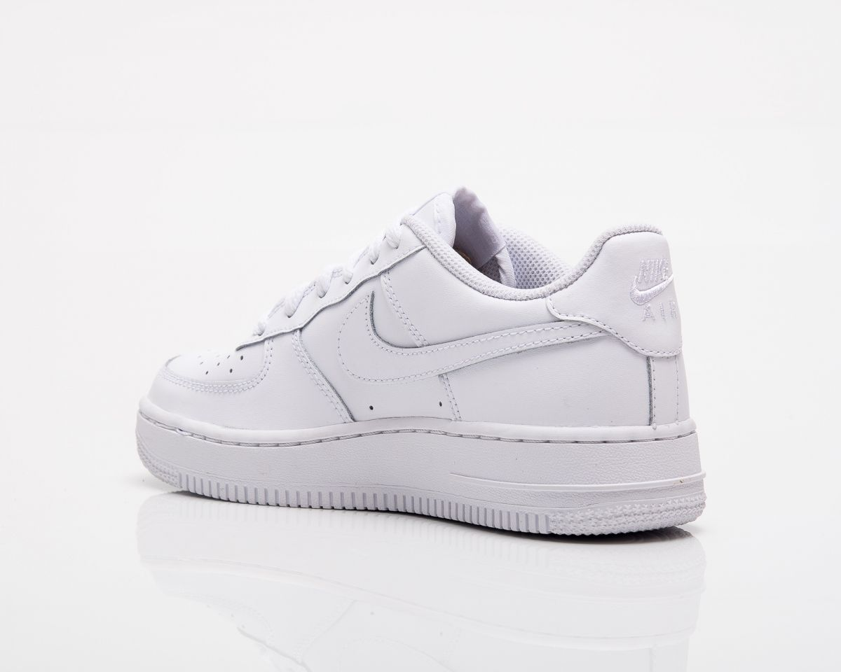 huge discount 8bb10 4c5f4 Кецове Nike Air Force 1 Low GS All White