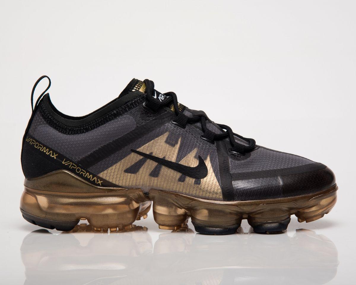 Кецове Nike Air VaporMax 2019 GS Black Gold