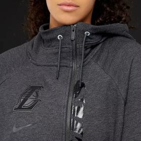Суичър Nike WMNS NBA Los Angeles Lakers Modern Cape Hoodie