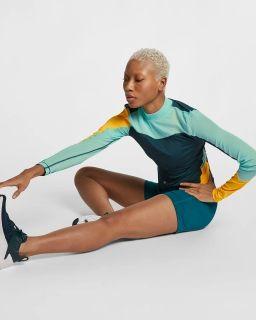 Тениска Nike Wmns Pro HyperCool Long Sleeve Top