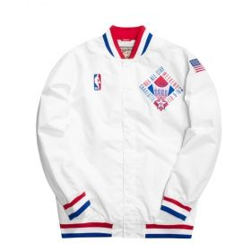 Type Jackets Mitchell & Ness NBA All-Star East 1991 Warm Up Jacket