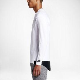 Суичър Nike NSW Bonded Long Sleeve Top