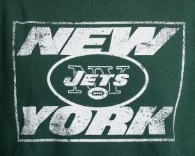 Суичър Majestic NFL New York Jets Edify Graphic Crewneck