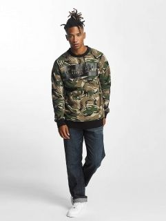 Thug Life / Jumper THGLFE in camouflage