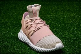 Кецове adidas Originals Tubular Doom Primeknit Pale Nude