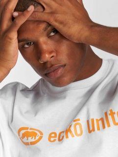 Мъжка тениска Ecko Unltd. / T-Shirt High Line in white