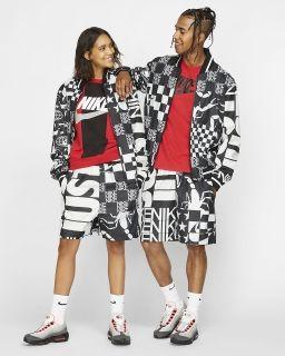 Къси панталони Nike Sportswear Printed Shorts