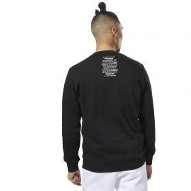 Суичър Reebok Classics Unisex Fleece Crew Sweatshirt