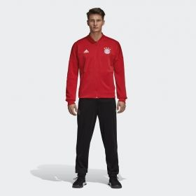 Суичър adidas FC BayernZ.N.E. Jacket