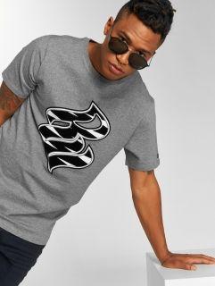 Мъжка тениска Rocawear / T-Shirt RW Zebra S in grey