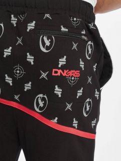 Dangerous DNGRS / Sweat Pant Bear in black
