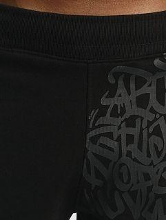 Dangerous DNGRS / Sweat Pant Alpha DMARK in black