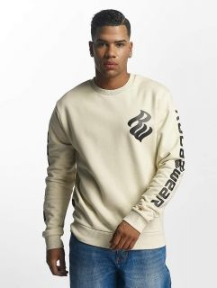 Rocawear / Jumper Printed in beige