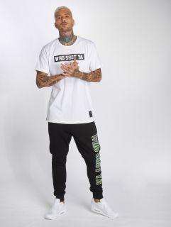 Who Shot Ya? / T-Shirt Fresh W in white