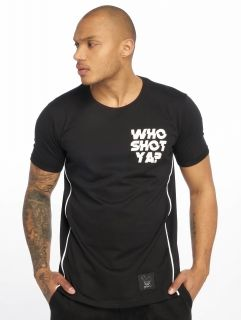 Who Shot Ya? / T-Shirt Pearl in black