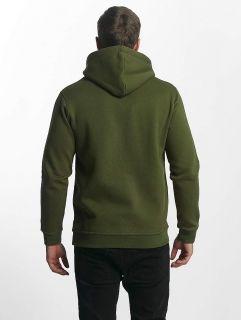 Cyprime / Hoodie Titanium in green