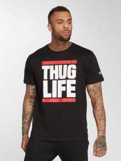 Мъжка тениска Thug Life / T-Shirt B.Fight in black