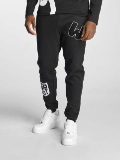 Who Shot Ya? / Sweat Pant Badrabbit in black