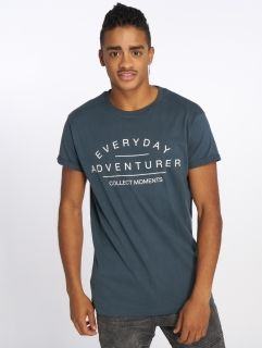 Мъжка тениска Just Rhyse / T-Shirt Adventurer in blue