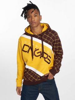Мъжки суичър Dangerous DNGRS / Hoodie Woody in brown