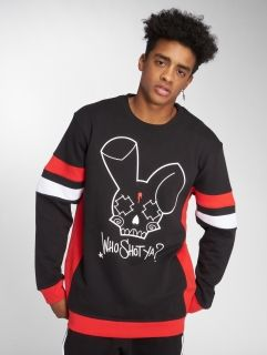 Who Shot Ya? / Jumper King Beatz in black