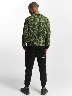 Dangerous DNGRS / Jumper Smear in camouflage