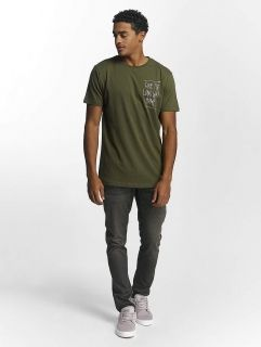 Just Rhyse / T-Shirt Situk in olive