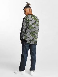 Thug Life / Jumper Simple in camouflage