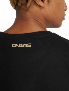 Dangerous DNGRS / T-Shirt Pix in black