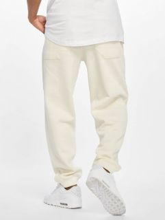 Dangerous DNGRS / Sweat Pant Classic in white