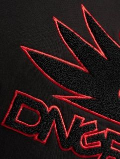 Dangerous DNGRS / Hoodie Flying Eagle in black