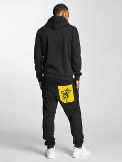 Мъжки суичър Dangerous DNGRS / Zip Hoodie Corus86 Tag in black