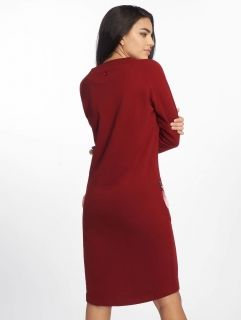 Just Rhyse / Dress Santadi in red