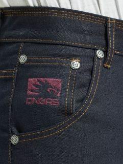 Dangerous DNGRS / Short Crush in indigo