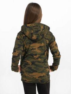 Who Shot Ya? / Hoodie Bunny in camouflage