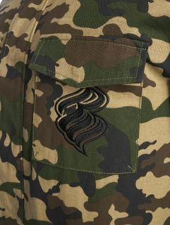 Rocawear / Lightweight Jacket Camo in camouflage