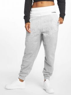 Dangerous DNGRS / Sweat Pant Fawn in grey