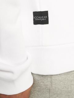 Rocawear / Hoodie Basic in white