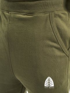 Just Rhyse / Sweat Pant Rainrock in olive