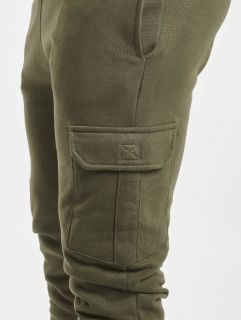 Just Rhyse / Sweat Pant Huaraz in olive