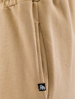 Dangerous DNGRS / Sweat Pant Classic in beige