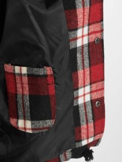 2Y / Lightweight Jacket Leo in red