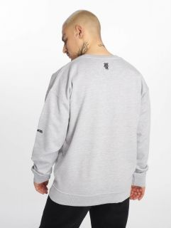 Dangerous DNGRS / Pullover Race City Turbogrunch in grey