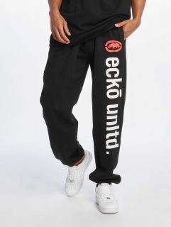 Ecko Unltd. / Sweat Pant 2Face in black