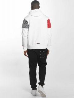 Мъжки суичър Dangerous DNGRS / Hoodie Twoblck in white