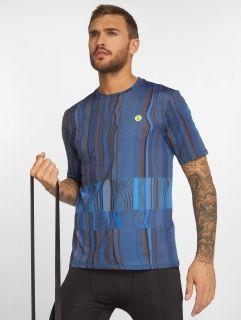 Мъжка тениска Just Rhyse / T-Shirt Mudgee Active in blue