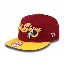 New Era Super Script Washington Red Sox 9FIFTY Snapback