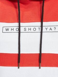 Who Shot Ya? / Hoodie Force in black