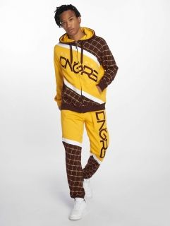 Dangerous DNGRS / Suits Woody in brown